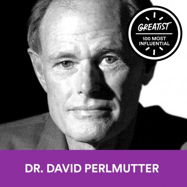 21. David Perlmutter, M.D.