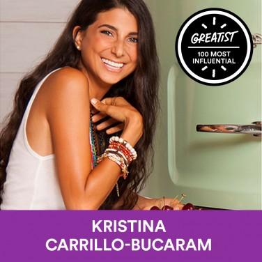 25. Kristina Carrillo-Bucaram