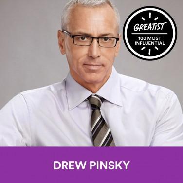 27. Drew Pinsky, M.D.