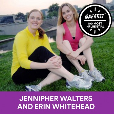 28. Jennipher Walters and Erin Whitehead
