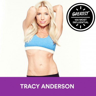30. Tracy Anderson