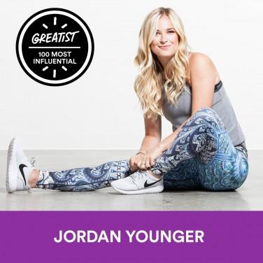 32. Jordan Younger