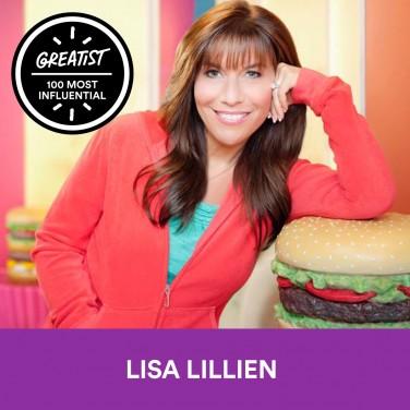 34. Lisa Lillien
