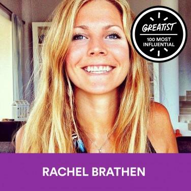 35. Rachel Brathen