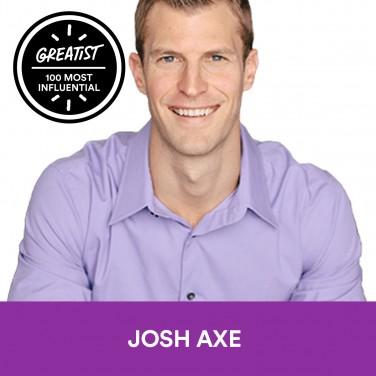 37. Josh Axe