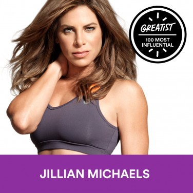 40. Jillian Michaels