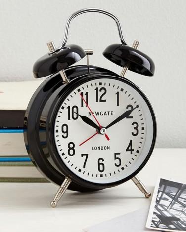 Classic London Alarm Clock