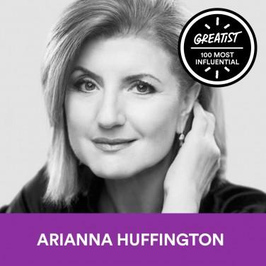 42. Arianna Huffington