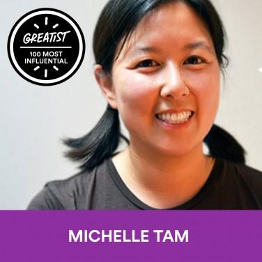 47. Michelle Tam