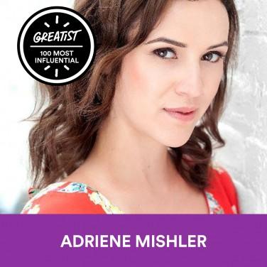 55. Adriene Mishler