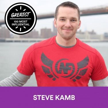 59. Steve Kamb
