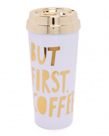 But First Coffee To-Go Mug
