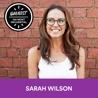 61. Sarah Wilson