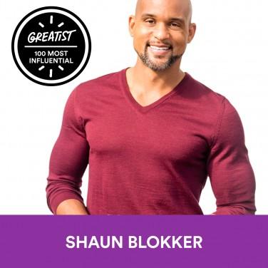 """62. Shaun """"T"""" Blokker"""
