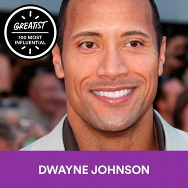 """65. Dwayne """"The Rock"""" Johnson"""