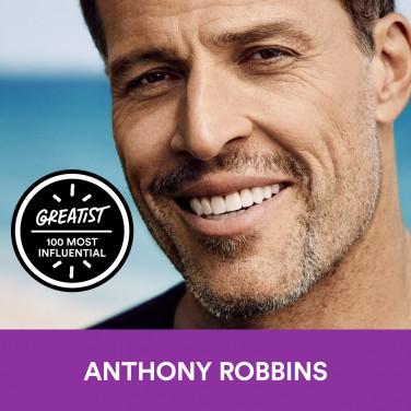 """66. Anthony """"Tony"""" Robbins"""