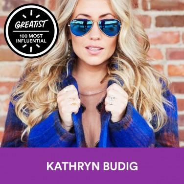 68. Kathryn Budig