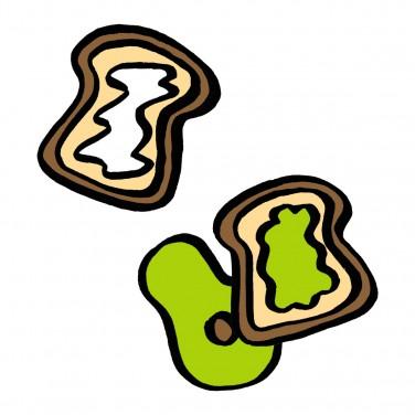 Food Swaps: Mashed Avocado