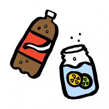 Food Swaps: Seltzer