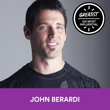 70. Dr. John Berardi