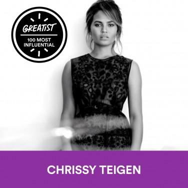 72. Chrissy Teigen