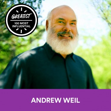76. Andrew Weil, M.D.