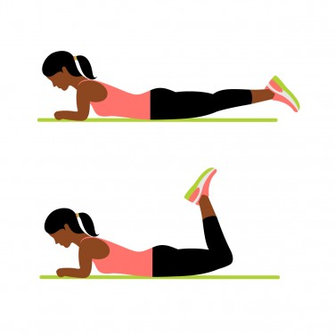 7-Minute Workout: Hamstring Curl