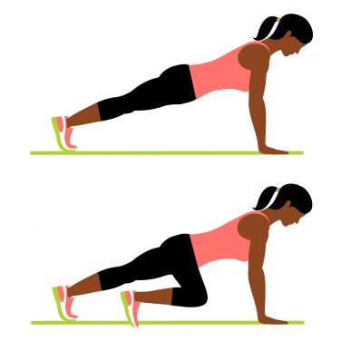 7-Minute Workout: Mountain Climber