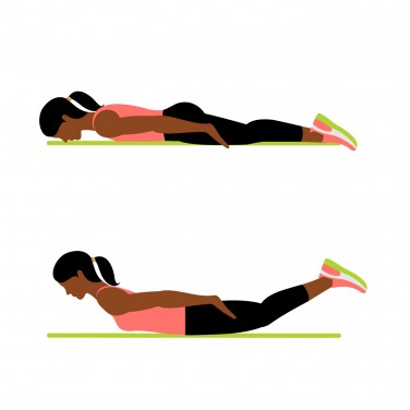 7-Minute Workout: Superman