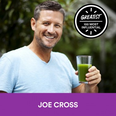 82. Joe Cross