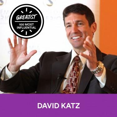 83. David Katz, M.D.