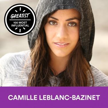 84. Camille Leblanc-Bazinet