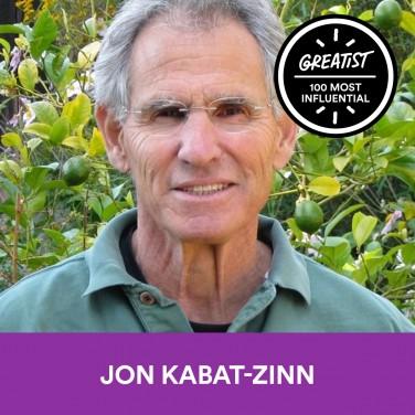 91. Jon Kabat-Zinn