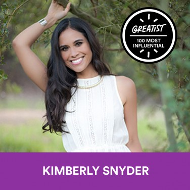 95. Kimberly Snyder