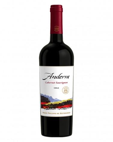 2012 Anderra Cabernet Sauvignon