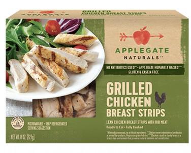 Applegate Grilled Chicken Strips
