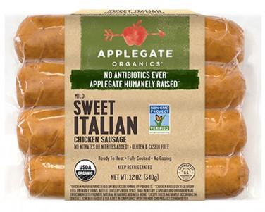 Applegate Sweet Italian Sausage