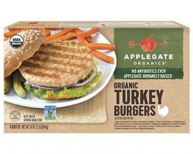 Applegate Turkey Burger