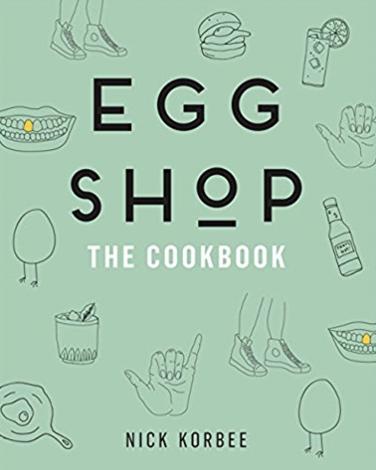 Egg Shop cookbook