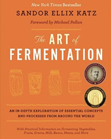 The Art of Fermentation cookbook
