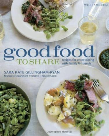 Good Food to Share cookbook