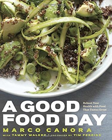 A Good Food Day cookbook