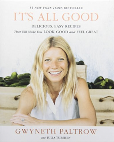 It's All Good cookbook