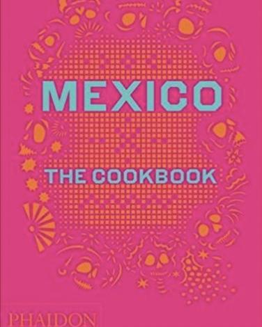 Mexico cookbook