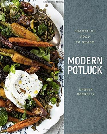 Modern Potluck cookbook
