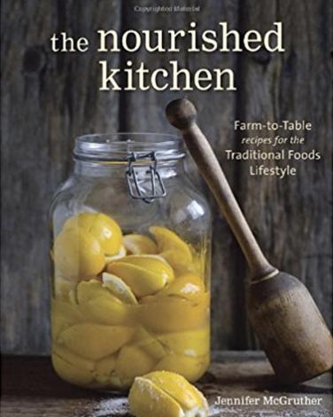 The Nourished Kitchen cookbook