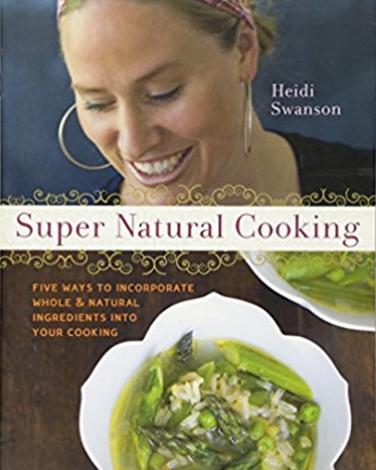 Super Natural Cooking cookbook