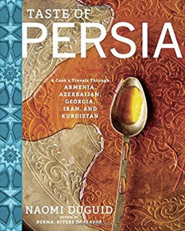 Taste of Persia cookbook