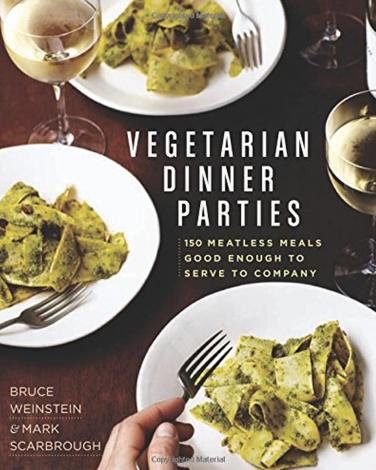 Vegetarian Dinner Parties cookbook