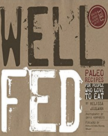 Well Fed cookbook